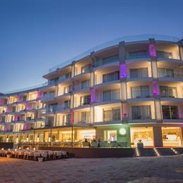 One Ibiza Suites, in the nearby from Cala Saladeta