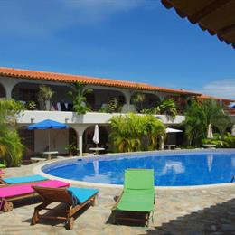 Posada Las Ross, in the nearby from punta El Agua