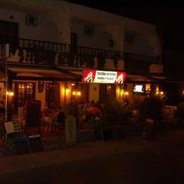 Katerina Taverna and Apartments, in the nearby from sisy - limani