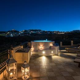 Vineyard Villa Santorini, in the nearby from ammoudi