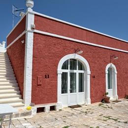 Villa Giorgia Monopoli, in the nearby from Ditta Iom - Ex Sansolive