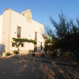 Masseria Nonna Angela, in the nearby from Porto Paradiso