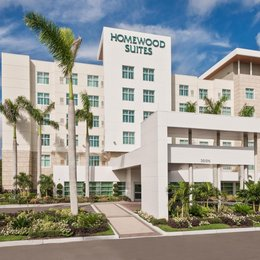 Homewood Suites by Hilton Sarasota/University Park, in the nearby from SIESTA KEY PUBLIC BEACH
