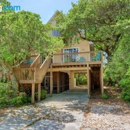 10 Shell Ct, in the nearby from N. Topsail Bridge - Wildlife Ramp