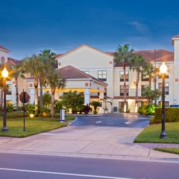 Holiday Inn Express Hotel & Suites Dunedin Florida, in the nearby from SUNSET BEACH - TARPON SPRINGS