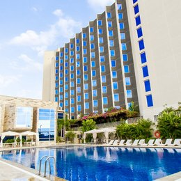 InterContinental Maracaibo Hotel, in the nearby from Playa Palermo