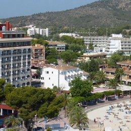 Apartamentos Balear Beach, in the nearby from Caló de son Caios