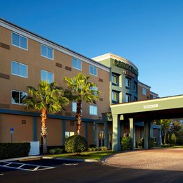 Courtyard Tampa Oldsmar, in the nearby from FRED HOWARD BEACH