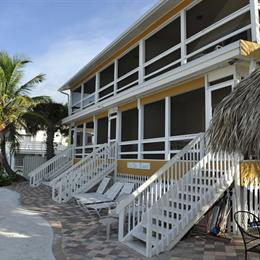 Tiki Resort Motel Fort Myers Beach, in the nearby from LYNN HALL MEMORIAL PARK