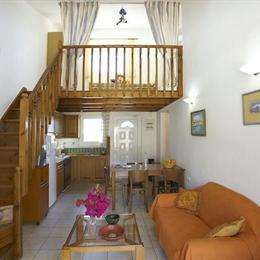 Morpheas Apartments, in the nearby from akoumiani gialia - triopetra megali