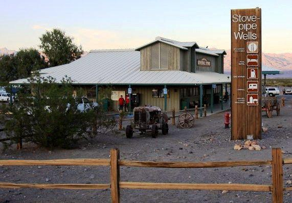 Stovepipe Wells Hotel Death Valley