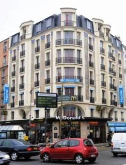 Hipotel Paris Printania Maraichers