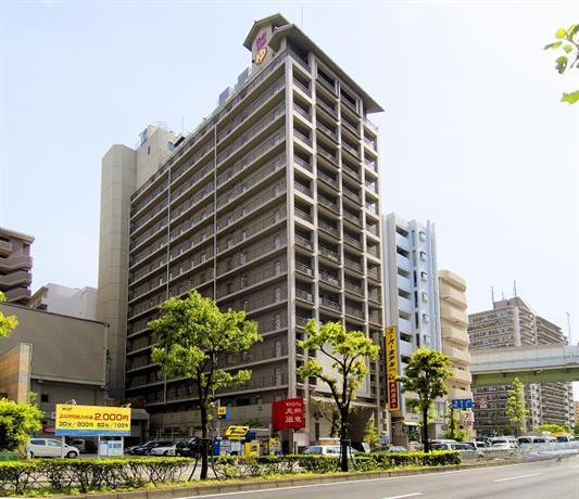 Super Hotel City Osaka & Natural Hot Springs