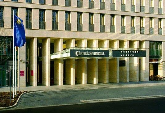Intercontinental Dusseldorf Hotel