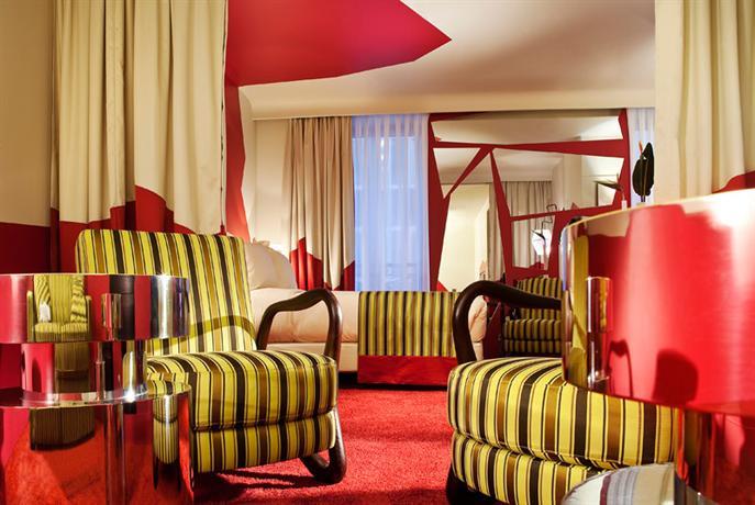 Hotel Cristal Champs Elysees Paris_13