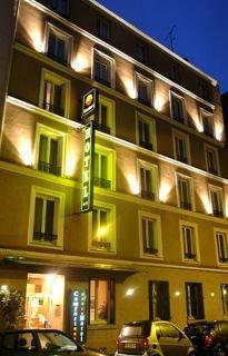 Comfort Hôtel Lamarck_12