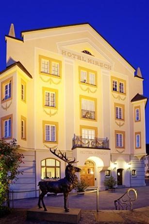 Hotel Hirsch Fussen