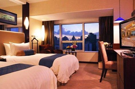 Shanghai Grand Trustel Purple Mountain Hotel_22
