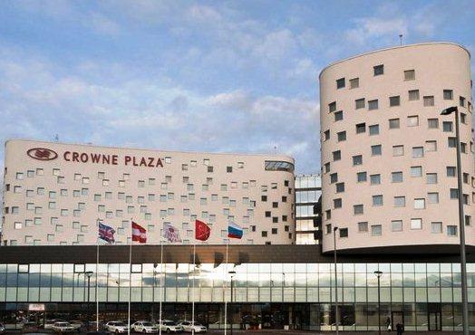 Crowne Plaza Airport St Petersburg