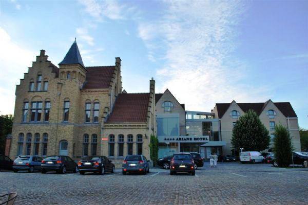 Ariane Hotel Ypres