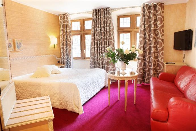 Cathedrale Hotel Strasbourg