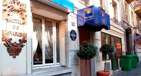 Paris Hôtel_4
