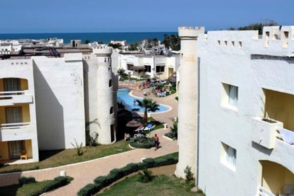 Sun Beach Club Playa Sol Resort Tunis