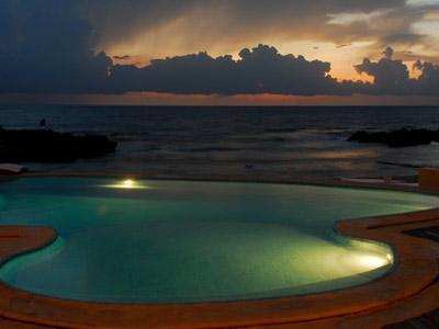 Playa La Media Luna Hotel Isla Mujeres