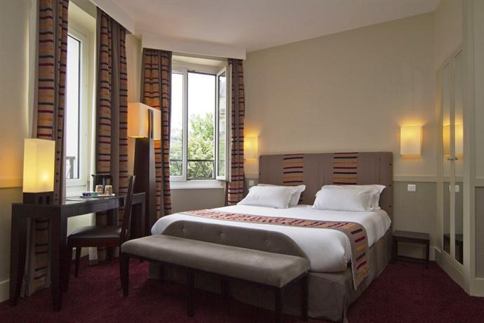 Emeraude Plaza Etoile Hotel Paris_14