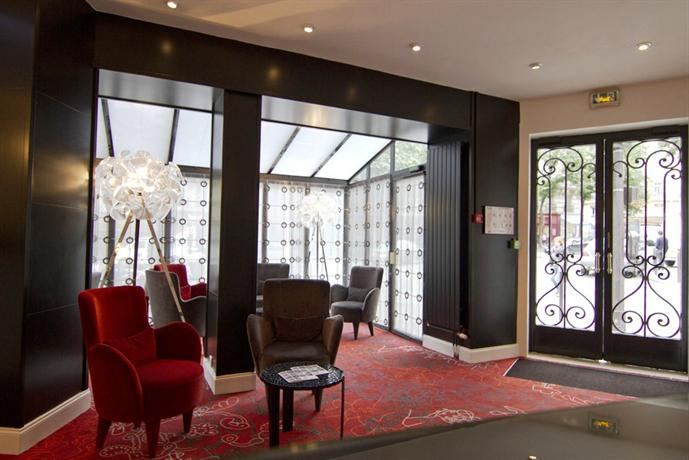 Hôtel Plaza Étoile_14