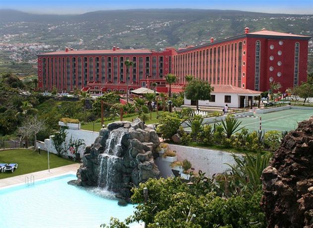 Las Aguilas Hotel Tenerife