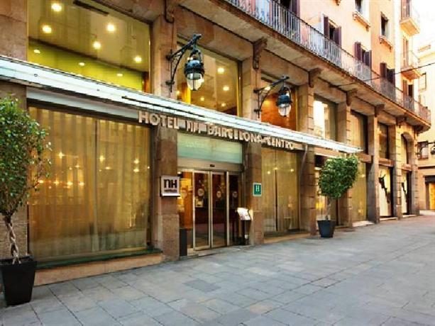 Hotel NH Barcelona Centro_11