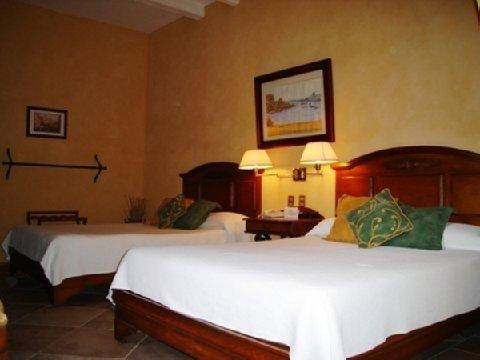 Hotel Casa De Sierra Azul Oaxaca_6