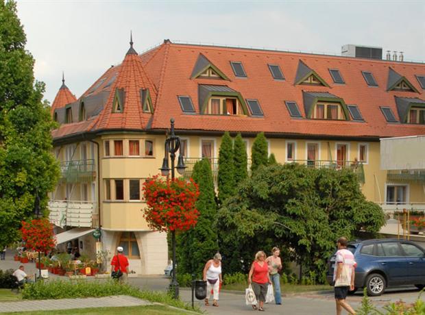 Palace Hotel Heviz Hungary