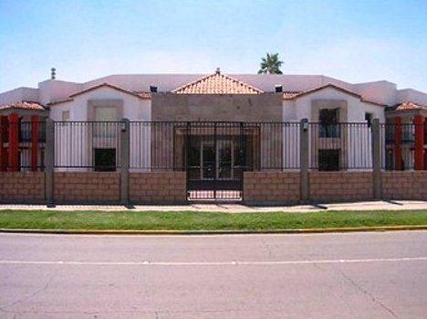 Hotel Colonial Ciudad Juarez_5
