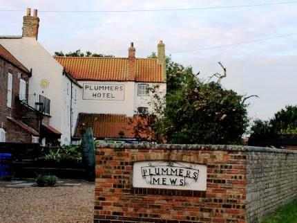 Plummers Place Guesthouse Boston (England)