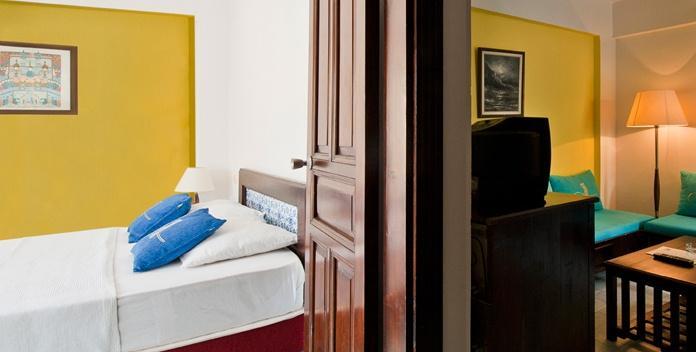 Sunny Garden Nilufer Hotel Bodrum_13