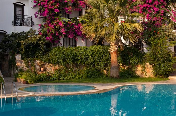 Sunny Garden Nilufer Hotel Bodrum