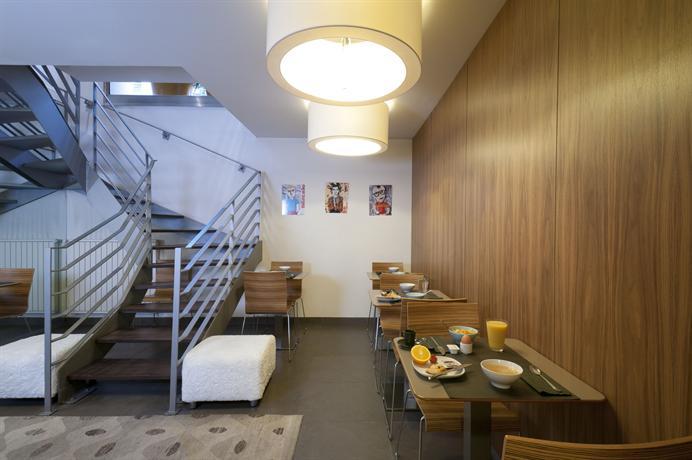 Hôtel le 20 Prieuré_17