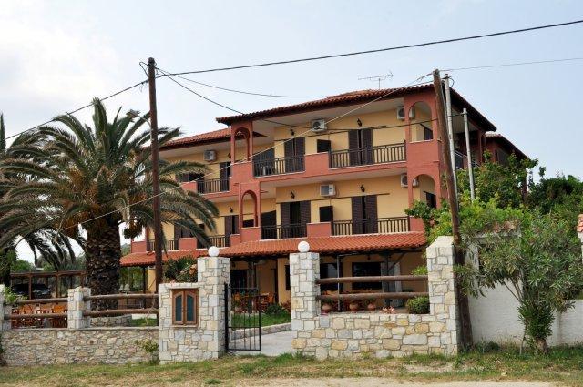Hotel Avra Ouranoupoli