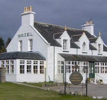 Hotel Eilean Iarmain Isle of Skye