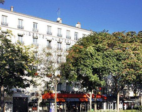 Hôtel Libertel Austerlitz Jardin des Plantes_11