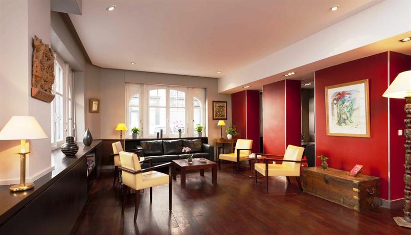De l'Avenir Hotel Paris_12
