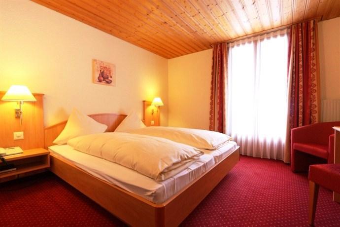 Bernerhof Swiss Quality Hotel Kandersteg
