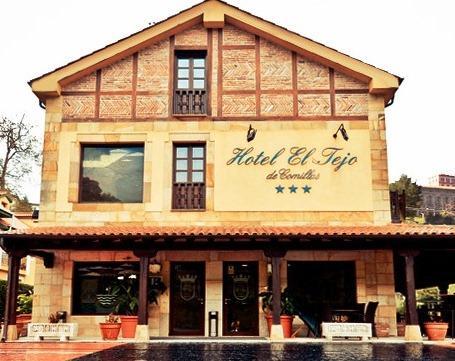Hotel El Tejo de Comillas