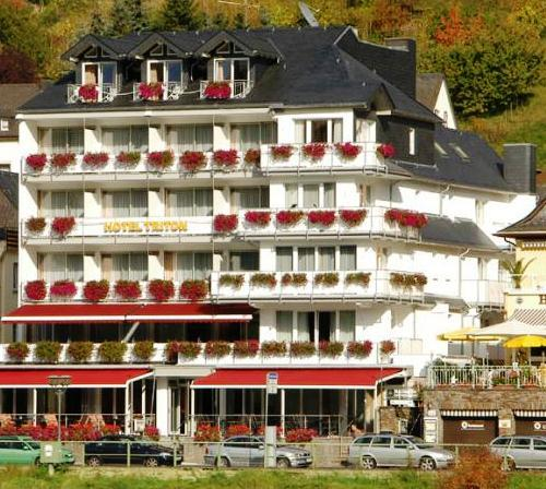 Moselstern Hotel Brixiade