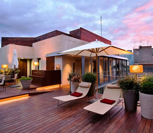 Top 10 boutique hotels barcelona cool trendy hip for Best boutique hotels barcelona