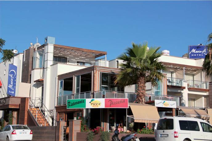 Marin Boutique Hotel Bodrum_17