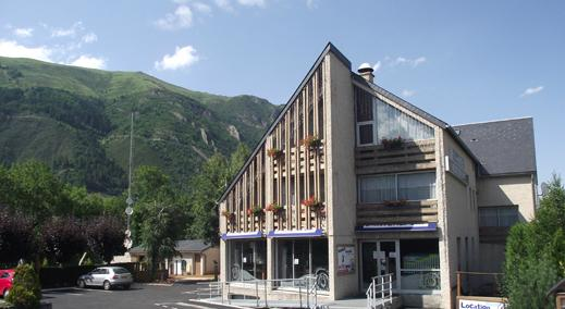 Hotel Neste De Jade Saint Lary Soulan