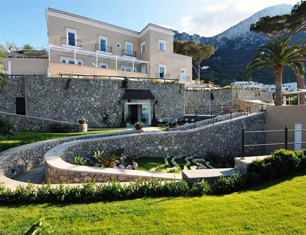 Villa Marina Hotel Capri
